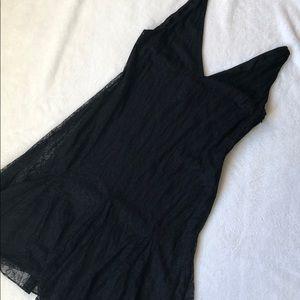 Lauren Ralph Lauren black lace dress